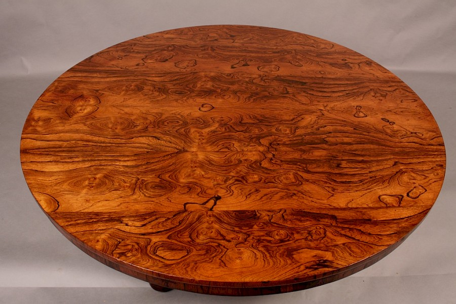William IV Rosewood Coffee Table