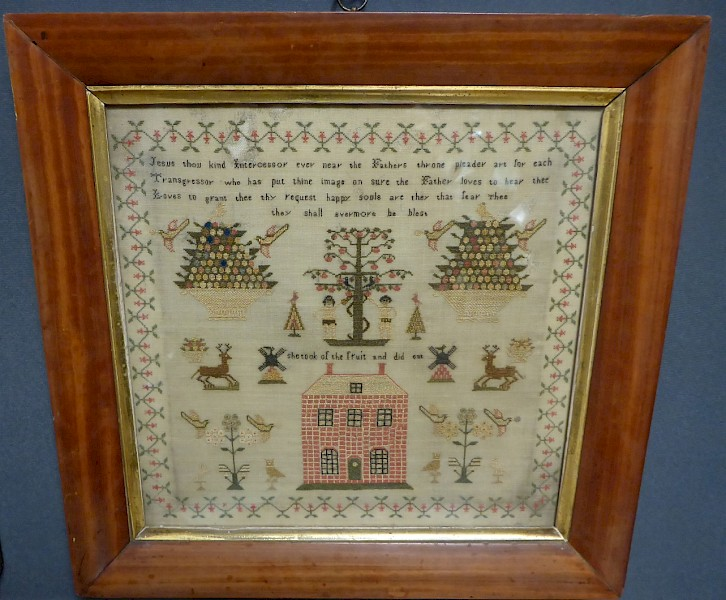 An Attractive Adam and Eve Sampler