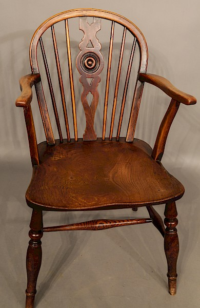 Thames Valley Windsor Chair Prior Family