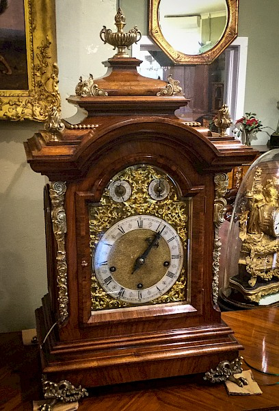 Stunning Victorian Mantle Clock