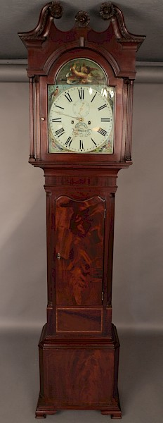 Long Case Clock James Whiteford Armagh