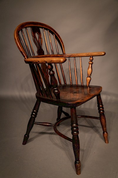 Windsor Chair Ash and Elm Nottingham