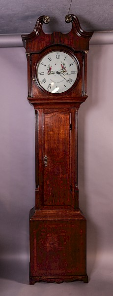 Longcase Clock By B DOWNES MANSFIELD