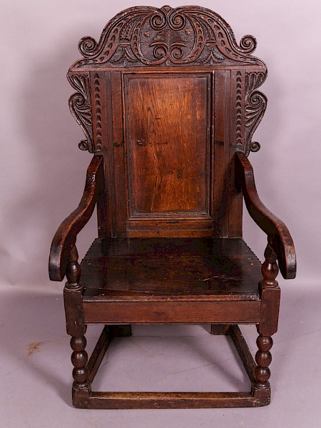 17th century Arm Chair West Yorkshire