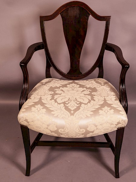 Hepplewhite Period Carver Chair